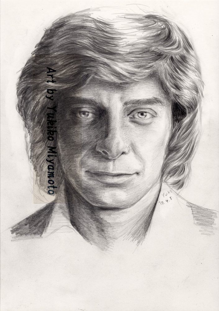 Barry Manilow par Yuki